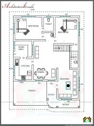 kerala home design 2 bedroom plans four bedroom house plans in kerala