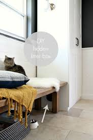 Ikea Litter Box Cabinet Best 25 Hidden Litter Boxes Ideas On Pinterest Diy Litter Box