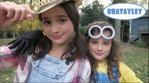 this is our halloween wk 252 4 bratayley youtube