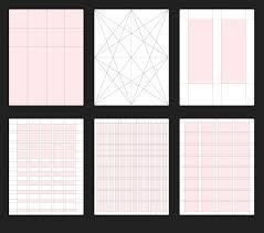 grid layout for 8 5 x 11 are na bohwa jang
