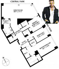 time warner center floor plan tom brady s time warner center condo buyer revealed