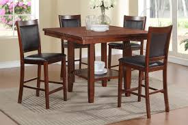 Pub Style Dining Room Set Counter Height Table Counter Height Dining Dining Room
