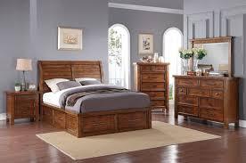 sonoma 7 piece queen storage bedroom package u2013 medium brown the