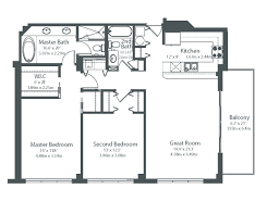 2 Bedroom Condo Floor Plans Collins Condo Miami Beach Condos For Sale Rent Floor Plans