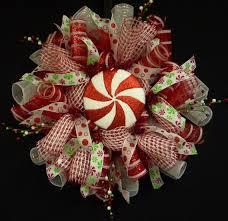 deco mesh supplies white green christmas wreath poly mesh wreath poly mesh