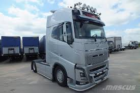 volvo truck tractor volvo fh16 750 4x2 globetrotter xl e6 truck tractor units year of