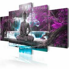 Buddha Deko Wohnzimmer Hausdekorationen Und Modernen Möbeln Ehrfürchtiges Kühles