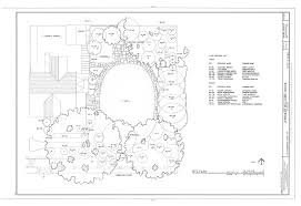 file site plan jeremiah williams house 3035 dumbarton street