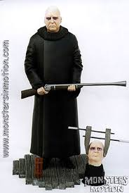 Addams Family Uncle Fester Halloween Costumes Figure Model Kits