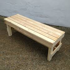 Wood Bench Seat Plans Bench Pallet Furniture Bench Simple Diy Pallet Bench Designs