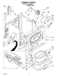 parts for whirlpool lgq8000jq3 dryer appliancepartspros com