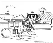 bob builder 85 coloring pages printable