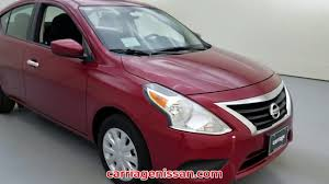 nissan versa dimensions 2017 used 2017 nissan versa sv cvt at carriage nissan new n26026 youtube