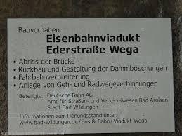 Stadt Bad Wildungen Da Fährt Nichts Mehr