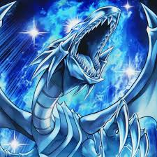 blue eyes white dragon yu gi oh duel monsters zerochan anime