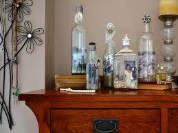 display photos in upcycled bottles how tos diy