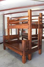 image result for enclosed full bunk bed kid bedrooms pinterest