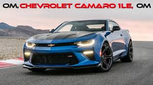 first chevy camaro 2017 chevrolet camaro 1le first drive youtube