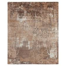 Modern Silk Rugs Exquisite Rugs Koda Modern Classic Abstract Monochrome Earth
