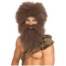 caveman u0026 cavewoman costume wigs and hair ebay
