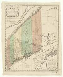 Map Of South Shore Boston by Harvard Maps Settle U S Canada Border Harvard Magazine