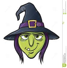 witch face cartoon illustration s 41571288 jpg 1288 1300