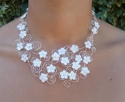collier de mariage collier de mariée ou autres selon l envie just in world