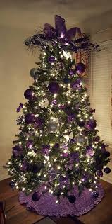 brown christmas tree skirt violet christmas tree the feather topper and the ruffled