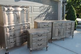 top metallic finish furniture room design decor lovely on metallic