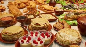 cuisine russe pirojki blinis à manhattan et pirojkis à londres où mange t on à la russe