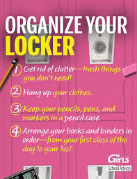 Ideas For Decorating Lockers 16 Diy Locker Storage And Decoration Tips And Tricks Every High