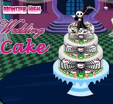 Wedding Cake Games Monster High Games Play Free Games Online