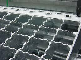 treppen gitterroste verzinkte gitterroste gs gitterrost bauteile ag