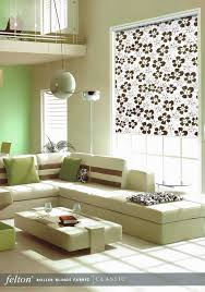 roller blinds romantic series