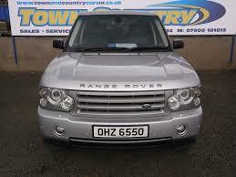 jeep range rover 2018 2005 land rover range rover td6 hse auto full service history mot