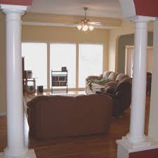 Interior Home Columns Living Room View Living Room Columns Nice Home Design Simple