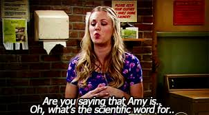 how many people like penny on the big bang theory new hair big bang gif find download on gifer 500x276 px