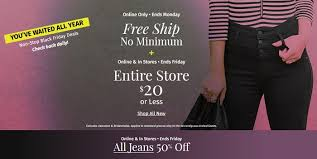 best black friday deals 2016 clothing charlotte russe black friday 2017 ads deals and sales