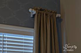 Side Panel Curtains Curtain Rods For Side Panels My Web Value