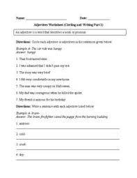 englishlinx com adjectives worksheets great english tools