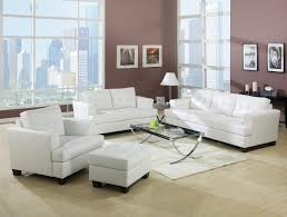 White Sofas In Living Rooms Platinum White Sofa And Loveseat 15095