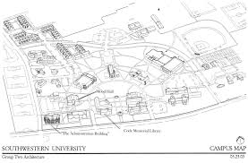 Western Washington University Campus Map by The Council Of Independent Colleges Historic Campus Architecture