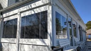 Outdoor Winter Curtains Outdoor Patio Enclosures For Winter Porch Enclosure Systems