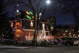 christmas light show toronto toronto might pull the plug on famous holiday light display