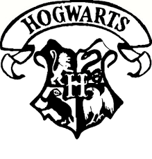 hogwarts alumni sticker harry potter hogwarts crest decal
