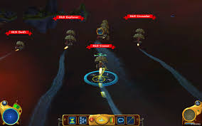treasure planet battle procyon wingamestore
