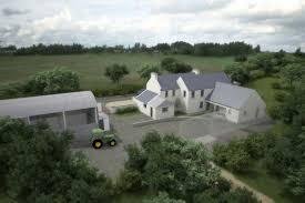 modern farmhouse design openplan architectural design tralee