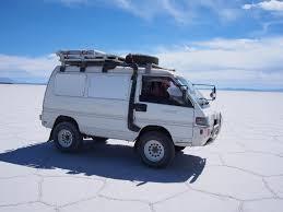 van mitsubishi delica fs 1994 mitsubishi delica 4x4 van peru bolivia chile argentina