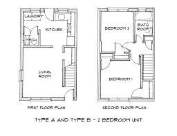 2 Room Flat Floor Plan Pa 6 26 Park Apartments Floor Plans