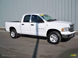 2003 dodge ram cab 2003 bright white dodge ram 1500 slt cab 4x4 3518859